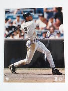 Derek Jeter Autographed Photo