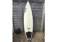 Webber Afterburner Surfboard