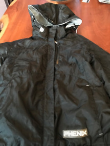 Ski Jacket Outdoor Phenix Designer Size 6