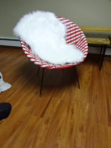Original Basket chair for childs room  /nursery