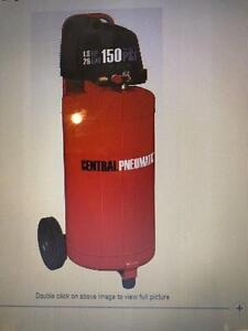 HOC - 26 gal. 1.8 HP 150 PSI Oilless Air Compressor + WARRANTY + FREE SHIPPING