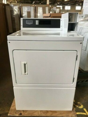 MDG18PD Maytag Coin Operated Gas Dryer, Used