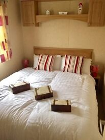 Double Glazed, Central Heated caravan sited on the beautiful South Wales Coast! Porthcawl