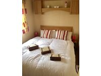 Double Glazed, Central Heated caravan sited on the beautiful South Wales Coast!