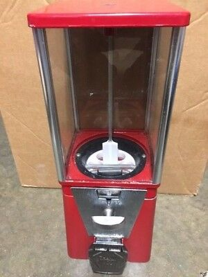 Bulk Vending Machine Gumball Candy Toy Nut Oak Aa Eagle Business Maker