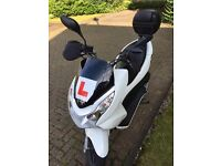 Honda PCX 125 White 2012 Low Mileage