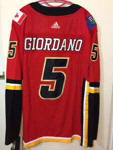 Mark Giordano Flames Jersey XL (Brand New) e7d4b71fd