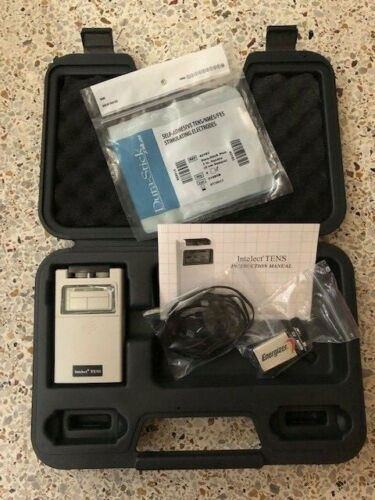 Chattanooga Intelect TENS (D) 77712 Portable Digital Stimulator Electrotheropy