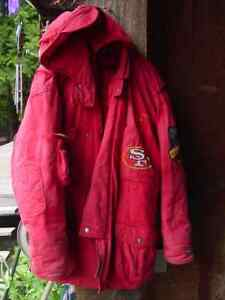 49ers Stadium Coat