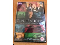 BBC Civilisations DVD 2018 - In wrapper