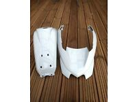 BMW 1200GS Front Beak and fuel tank plastic set in White