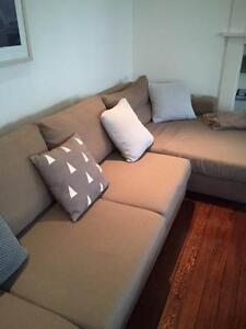 5 piece modular lounge Mosman Mosman Area Preview