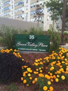 Green Valley Place - Two Bedrooms Apartment for Rent