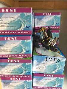 CHEAPEST FISHING GEAR ON THE MARKET *REALS* *RODS* !HOT DEALS! Runcorn Brisbane South West Preview