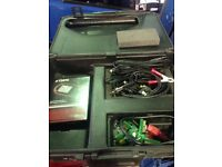 Snap-On Ethos Vehicle Scanner Diagnostic Code Reader Scan Tool with personality keys and all wires