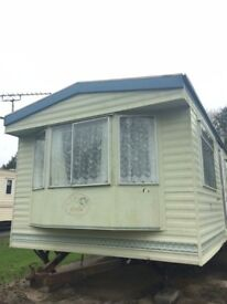 Static Caravan for sale onto Private Land - 35x10ft - 3 bedrooms
