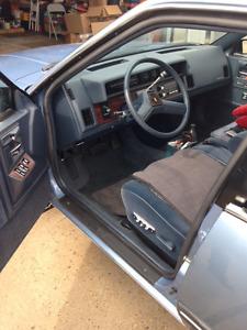 1989 Chevrolet  Celebrity Sedan