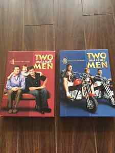 Two and a half men- seasons 1 and 2