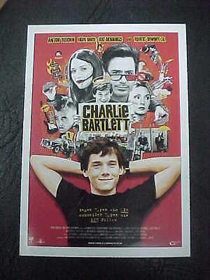 Charlie Bartlett  Film Card  Anton Yelchin  Robert Downey  Jr