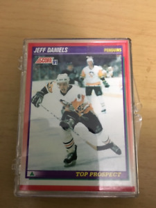 HOCKEY CARD PROSPECTS 1991-92 COMPLETE SET ,EXCELLENT CONDITION