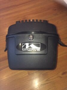 Bicycle Rear Carrier Top Case M Wave