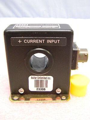 Aac American Aerospace Controls S466-35-c Dc Current Sensor 35amp
