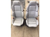 BMW 3 Series E36 M3 Evolution Coupe Leather Vader Interior Seats & Doorcards