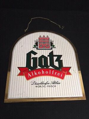 XXL-Zapfhahnschild Gatz Alkoholfrei - Variante 1 von 4