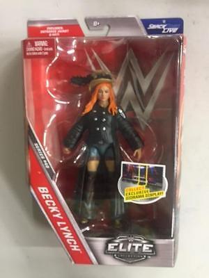 Becky Lynch Elite Series 49  Wwe Mattel Brand New Action Figure Mint Packaging
