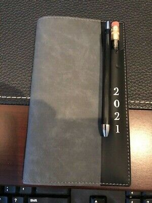 2021 Pocket Pal Weekly Calendar With Pen And Pencil