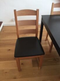 Medium Dining Table and 4 Chairs