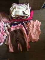 Lot of Baby Girl size 0 to 9months