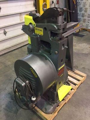 Wysong 100 Ironworker Metal Shear Press