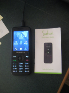 Cell phone for Australia and New Zeland
