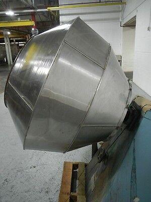 42 Stokes Coating Pan - Polishing Pan Stainless Steel Pan Construction