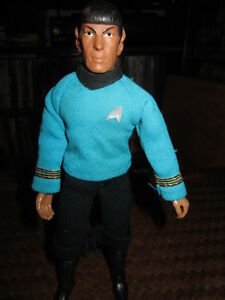 ***VINTAGE MEGO STAR TREK SPOCK IN GREAT CONDITION!!!***