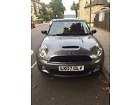 Beautiful Mini Cooper S - Great Conditions - red leather interior