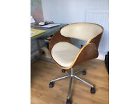 Office chair (wheeled)