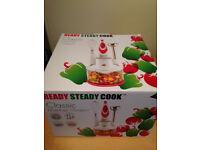 Combi-food processor kit