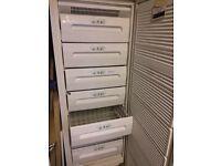 A tall 6 shelve Freezer - secondhand sale asap