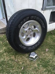 Toyo Open Country 235/75 R15