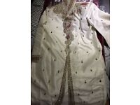 Asian Wedding men's suit outfit sherwani / shervani