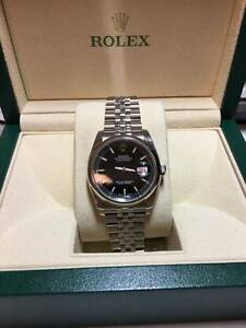 *Rolex Oyster Perpetual Datejust - Model 116200 AS New. Rhodes Canada Bay Area Preview