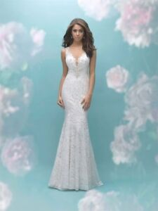Allure Wedding Dress - New With Tags!