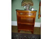 Charles Barr Two x bedside cabinets