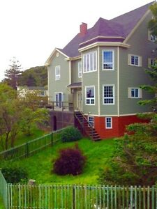 Ocean View historic home Burin