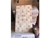 Bathroom / Kitchen mosaic tiles boxed not required for bathroom project