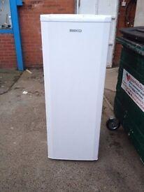 Beko TZDA503W 55cm tall freezer, 7.4 cu.ft. capacity, white