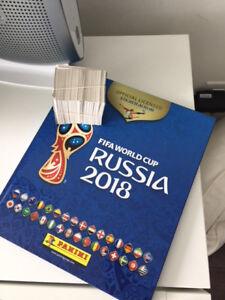 Trade Russia 2018 World Cup Sticker