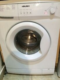 WASHING MACHINE MADE BY BUSH £30 WORKING EXCELLENTLY